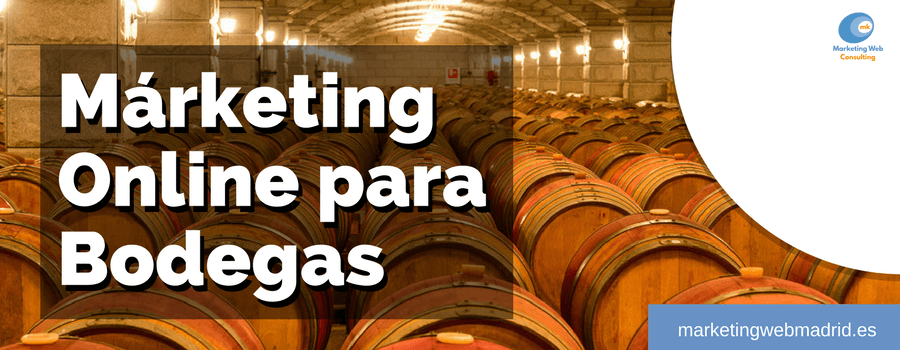 marketing online bodegas de vino